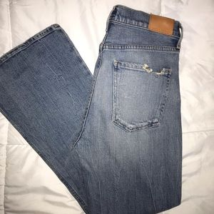 Citizens Of Humanity skinny flare jeans